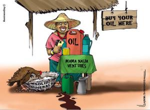 With Oil, Nothing else matters...
