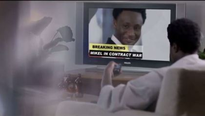 Mikel in contract war