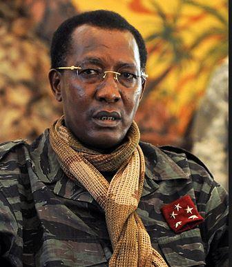 """Jonathan Was Never Ready To Fight Boko Haram"" Idris Deby, Chadian President Slams GEJ"