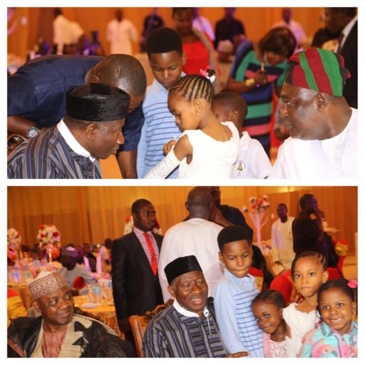 Jonathan and Children