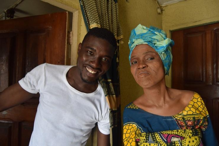 Seun-Ajayi and Kemi-Lala Akindoju in Surulere-