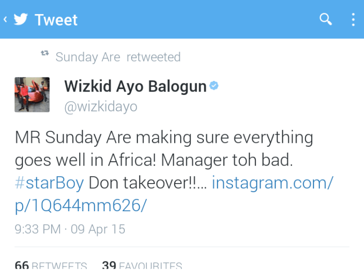 Wizzy Manager