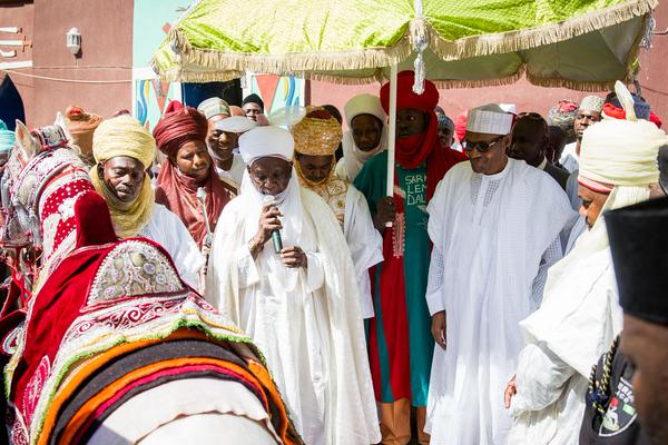 GMB Chieftaincy Title 1