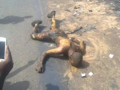 Nnewi Gas Explosion 2