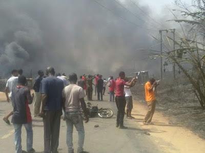 Nnewi Gas explosion 3