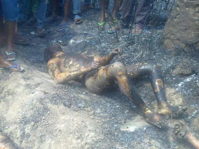 Nnewi Gas explosion 4