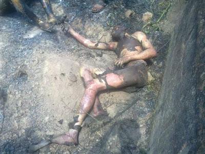 Nnewi Gas explosion 5