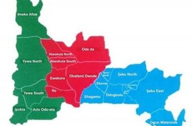 Ogun map
