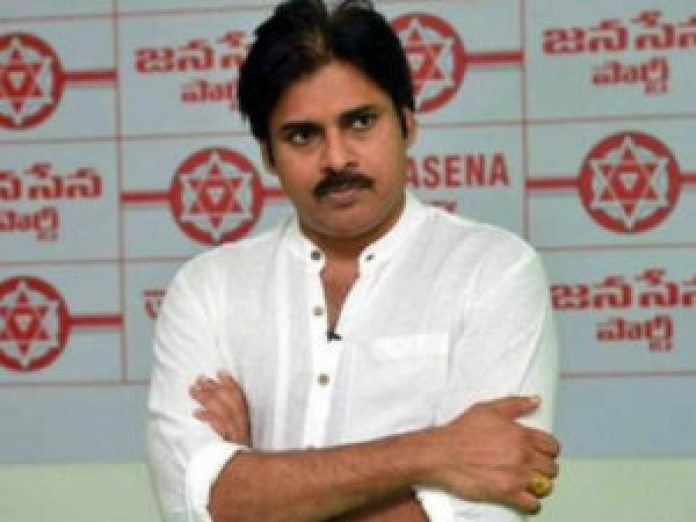 pawan kalyan chance to contest in one place in there three constituency