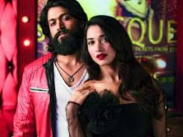 kgf - first kannada movie in hindi