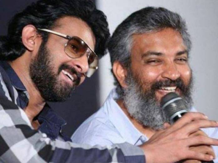 prabhash act as rajamouli rrr movie