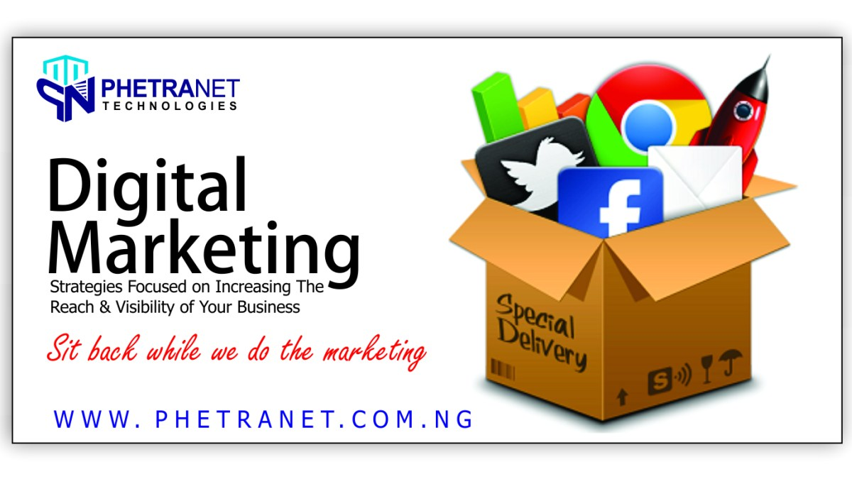 Get All Your Digital Needs Under One Roof