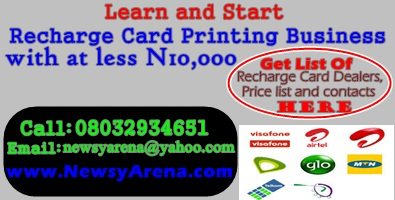 recharge card logo