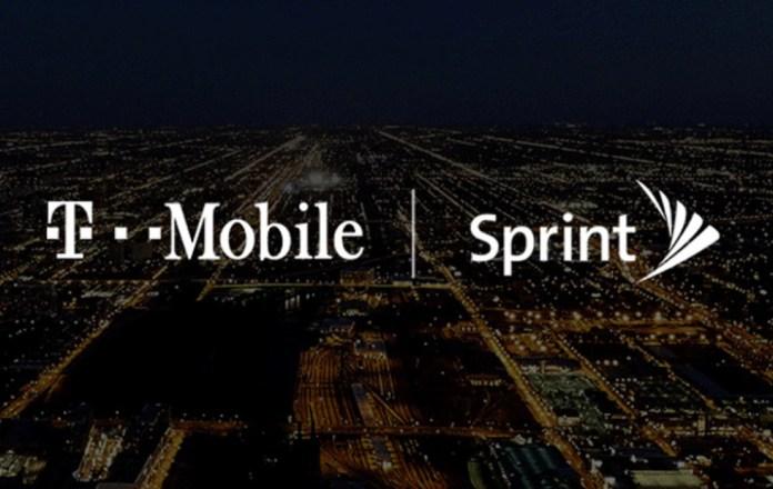 T-Mobile, Sprint Merger