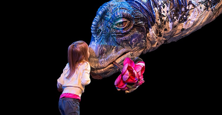 Ticket Giveaway – Erth's DINOSAUR ZOO LIVE at the PAC