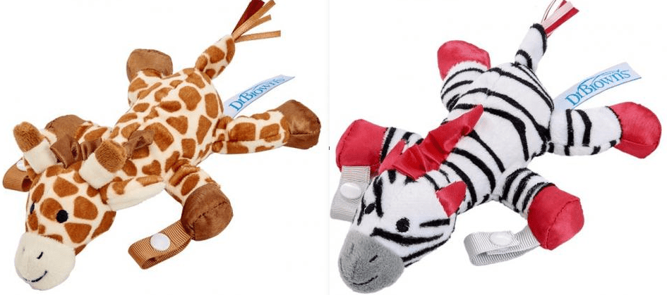 Over Half a Million Pacifier & Teether Holders Recalled