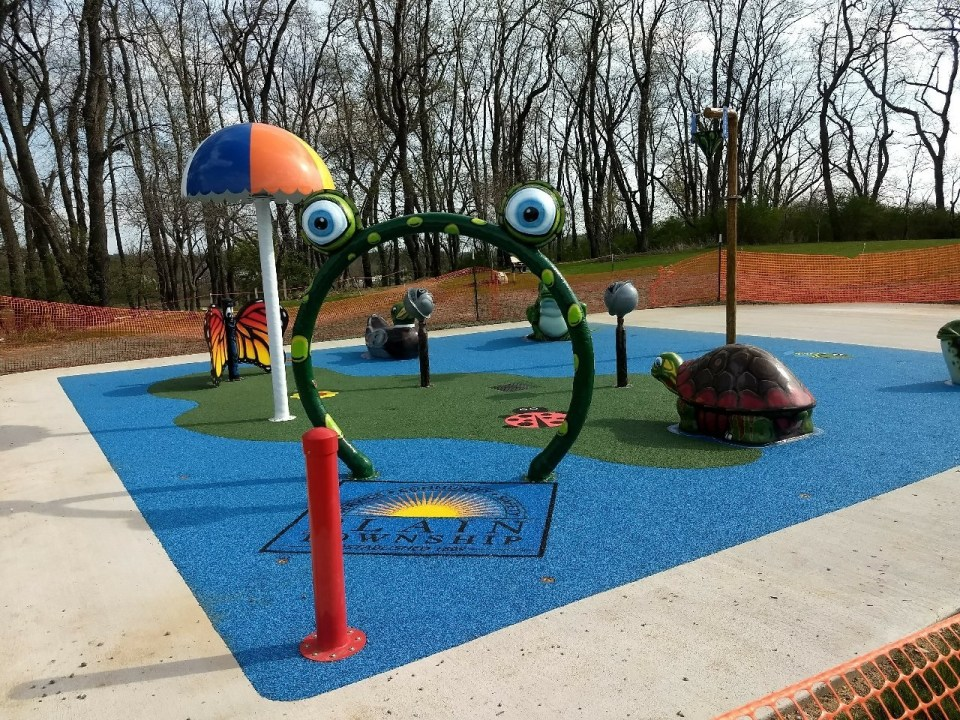 Plain Township to Open Splash Pad