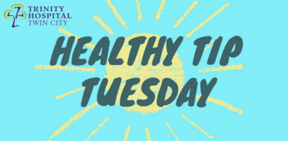 Healthy Tip Tuesday- Website