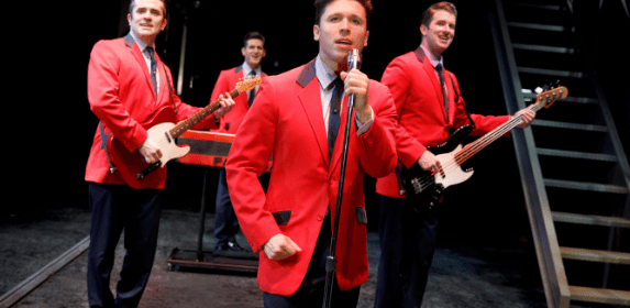 National Tour of Jersey Boys Coming to New Philadelphia