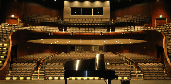 Performing Arts Center Becomes Listening Lounge for Come Hear Series