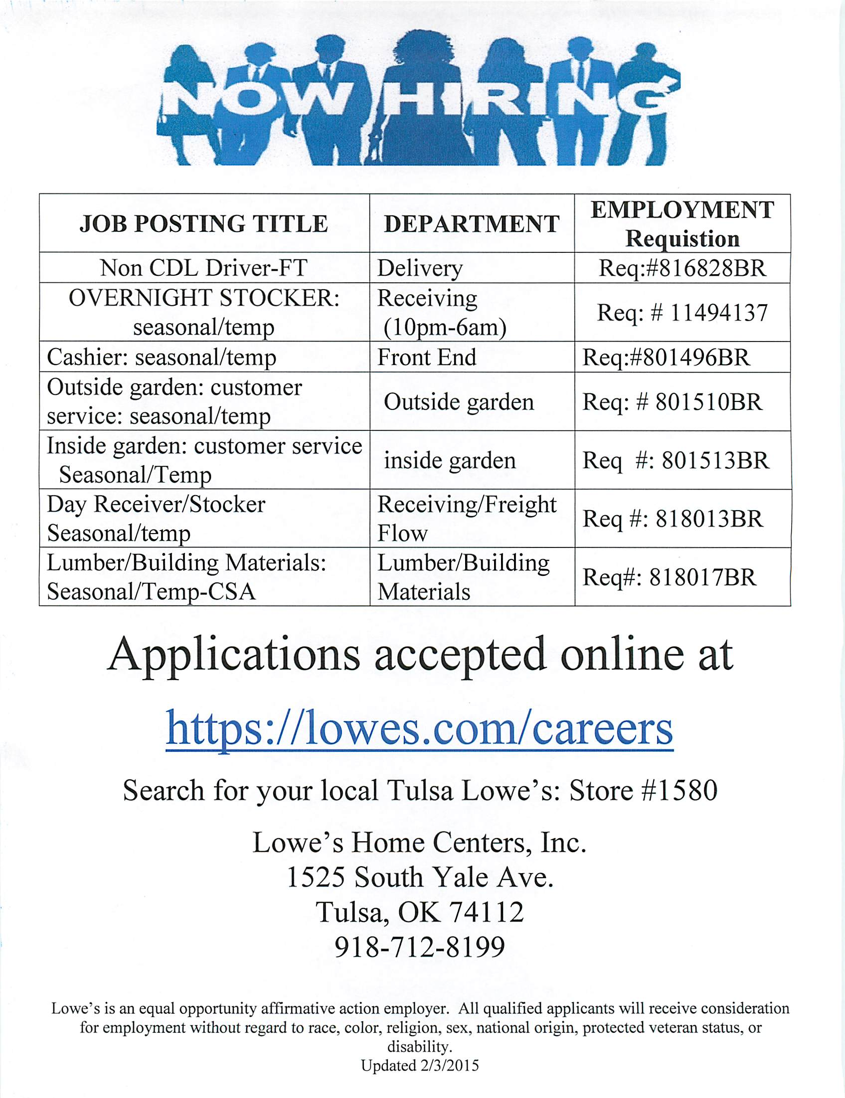 Overnight Stocker Resume Objective Lowes Employment Opportunity Head Cashier Resume Samples