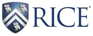 Rice Logo as header for Rice Researcher gallery of images