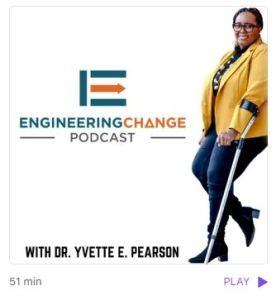 Dr. Yvette Pearson's Podcast