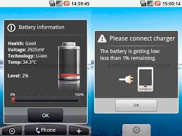 battery saving