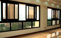 Residential Aluminum Sliding Windows