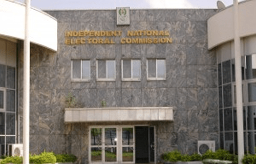 INEC records minor fire incident