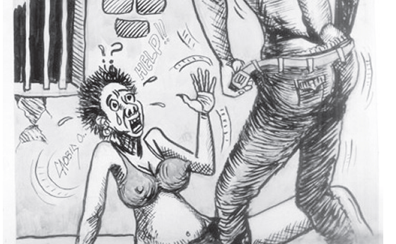 Police quiz 73-year-old man over alleged rape in Delta
