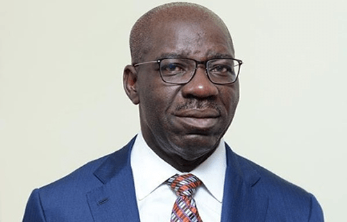 Edo council workers celebrate as Obaseki pays six months salary arrears