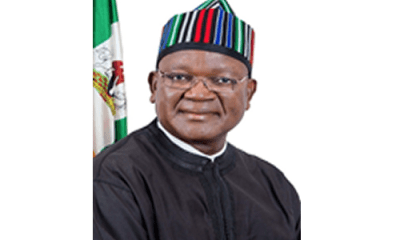 Benue: Army arrest three killers of Ortom's security adviser