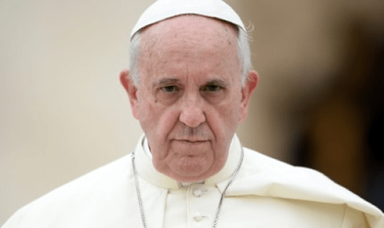 Let's continue to grow in unity –Pope