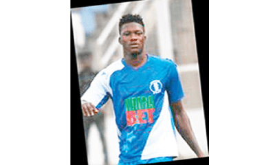 Alimi ready to win title with Akwa United