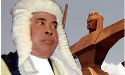 FG arraigns S'Court justice for selling rice, palm oil