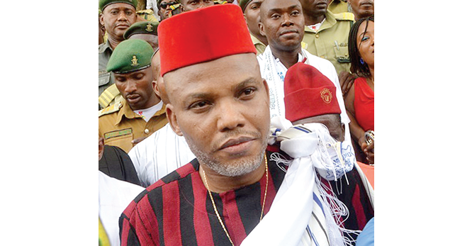 Court affirms IPOB's proscription, designation as terrorist group