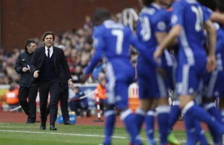 Conte hails a year to remember for Chelsea