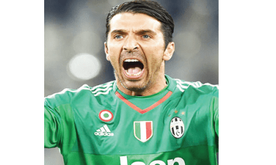 Buffon chases 10th Serie A title to Roma