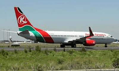 Kenya Airways near completing capital restructuring