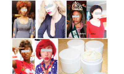We bleach to attract men –Nigerian ladies