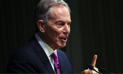 Blair wants tougher UK immigration rules for EU citizens