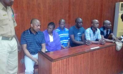 Court dismisses Evans' application to quash kidnapping charge