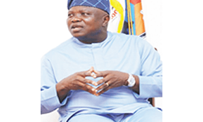 Democracy Day: Muslims pray for Ambode
