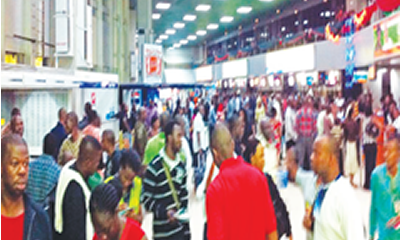 Nigeria's air travel: From recession to boom