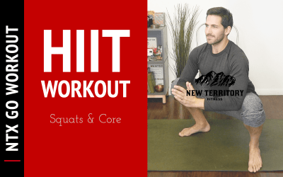 Glutes & Core Strengthening Workout – NTX Go