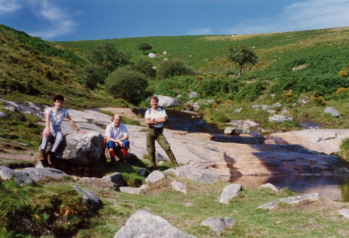 Dartmoor Walks 1990