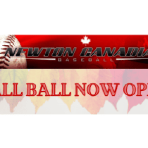 FALL BALL NOW OPEN