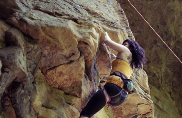 Jessie Sport Climbing