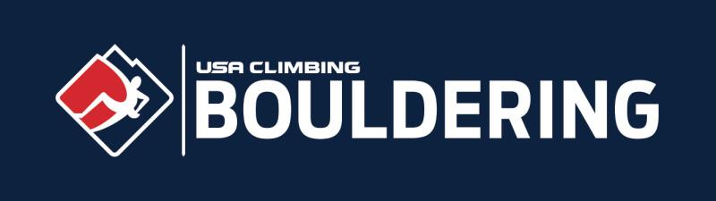 USAC Bouldering Blue